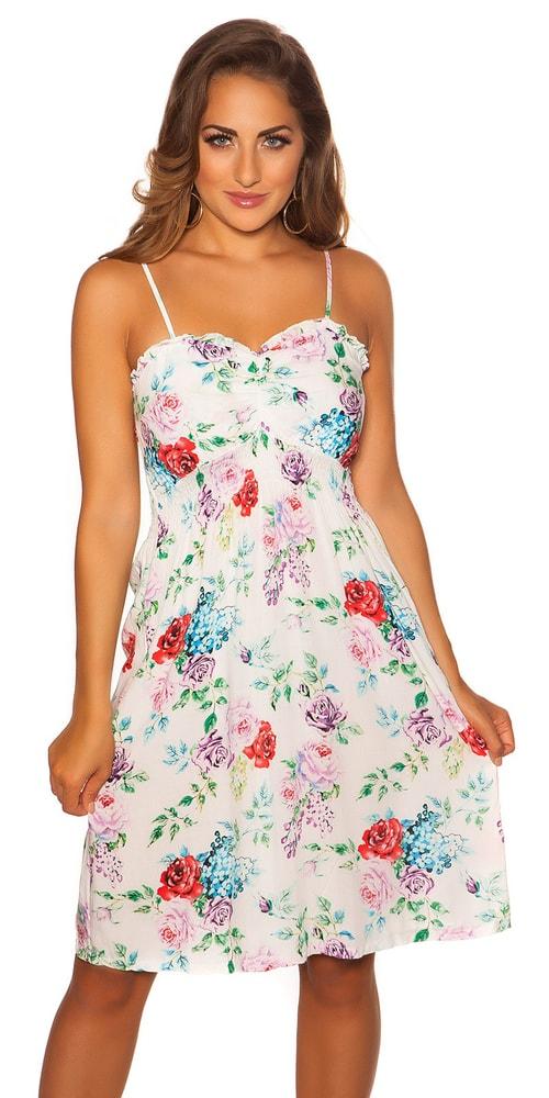 Letní šaty - S/M Koucla in-sat2050cr
