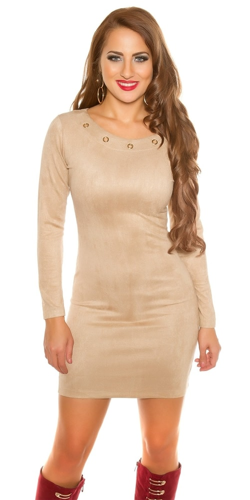 Dámské mini šaty Koucla in-sat1694be