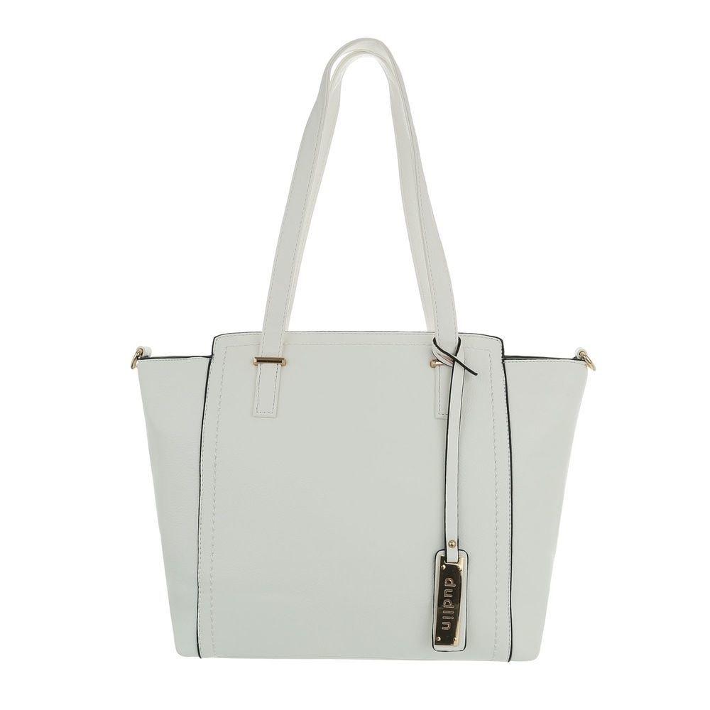 Dámska kabelka biela EU sh-ta1103wh