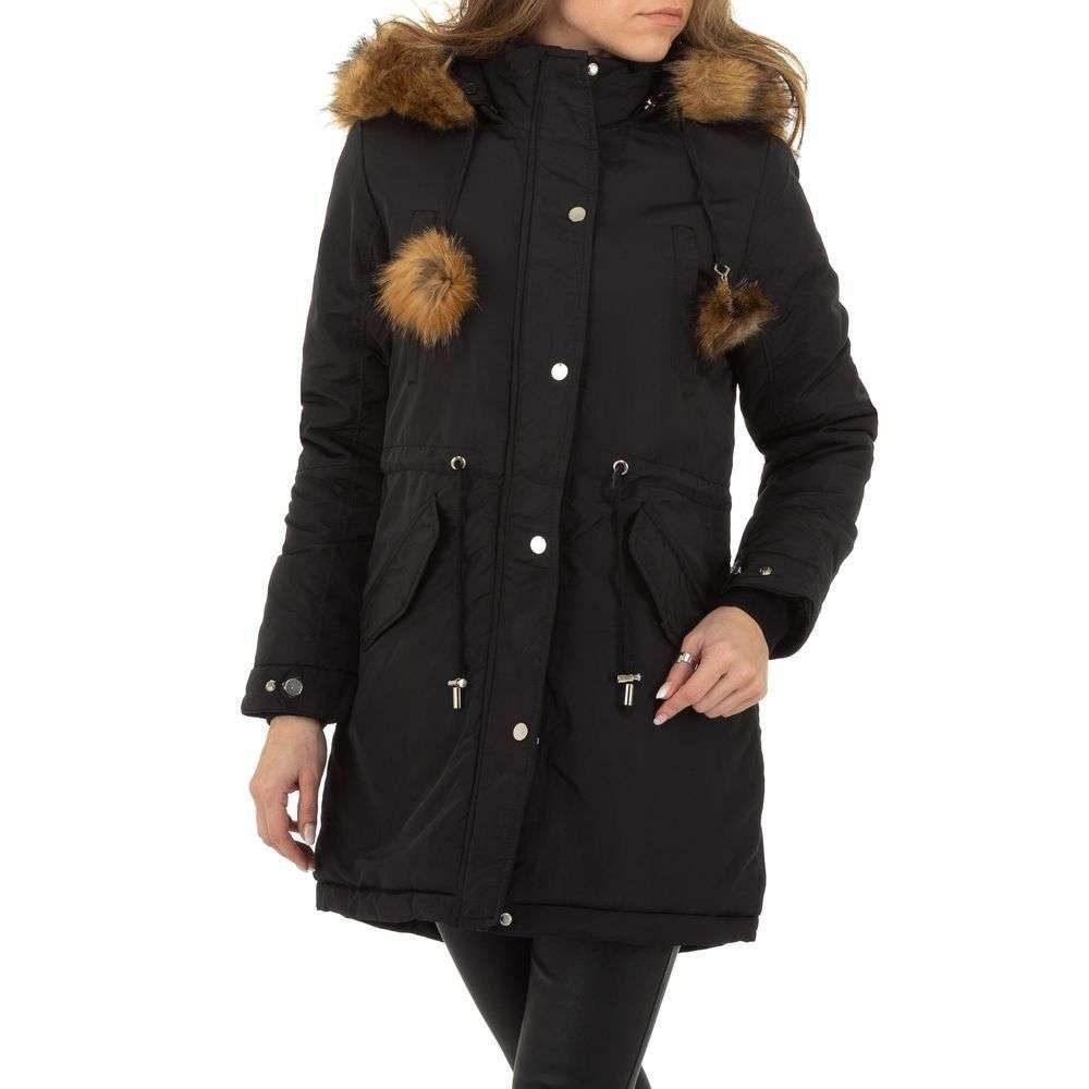 Zimná bunda s kapucňou EU shd-bu1151bl