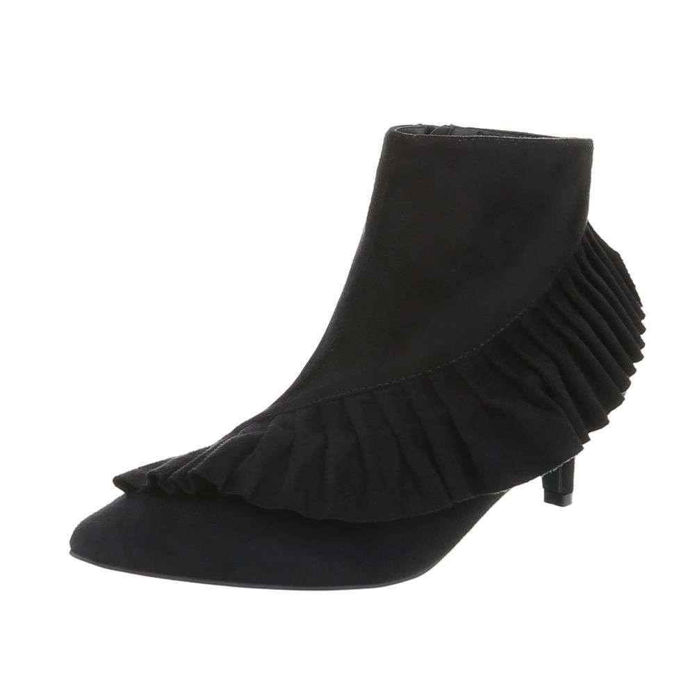 Členková dámska obuv - 39 EU shd-oko1028bl