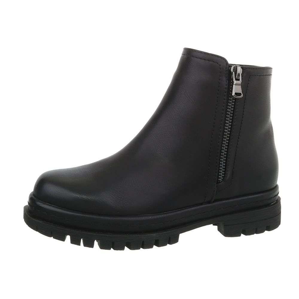 Kotníková dámská obuv - 41 EU shd-okk1174bl