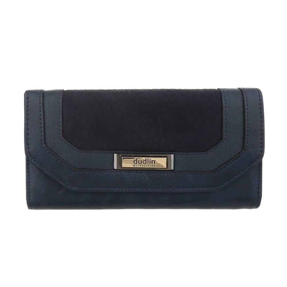 Tmavo modrá peňaženka sh-pe1015tm
