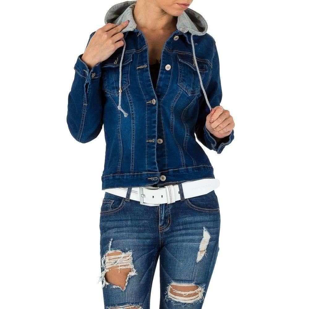 Džínová bunda - XL EU shd-bu1060mo