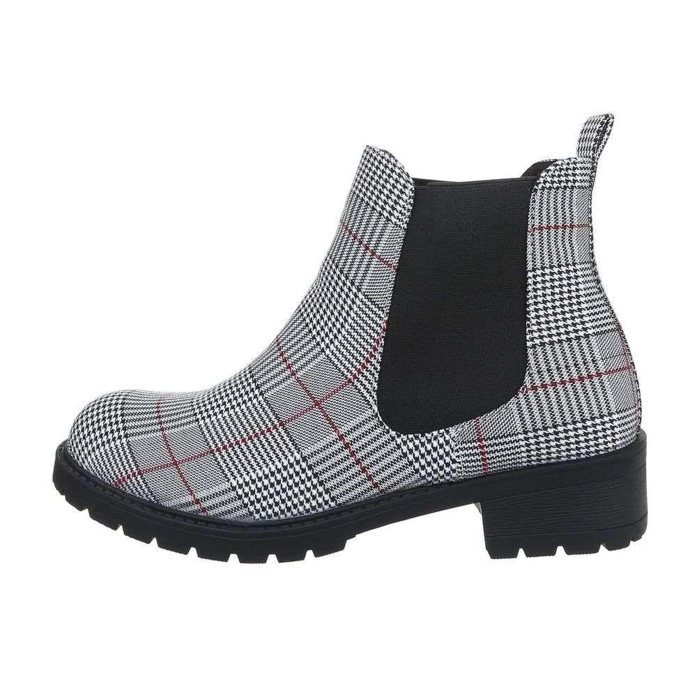 Dámská kotníková obuv - 39 EU shd-okk1164gr