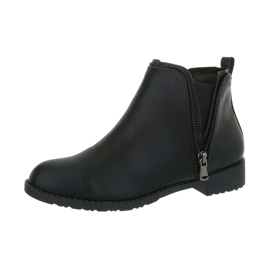 Členková dámska obuv - 40 EU shd-okk1047bl
