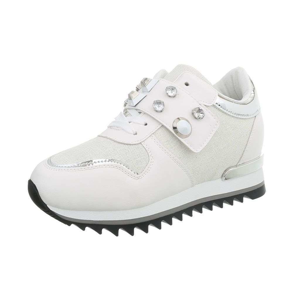 Bílé sneakers - 40 EU shd-osn1104wh