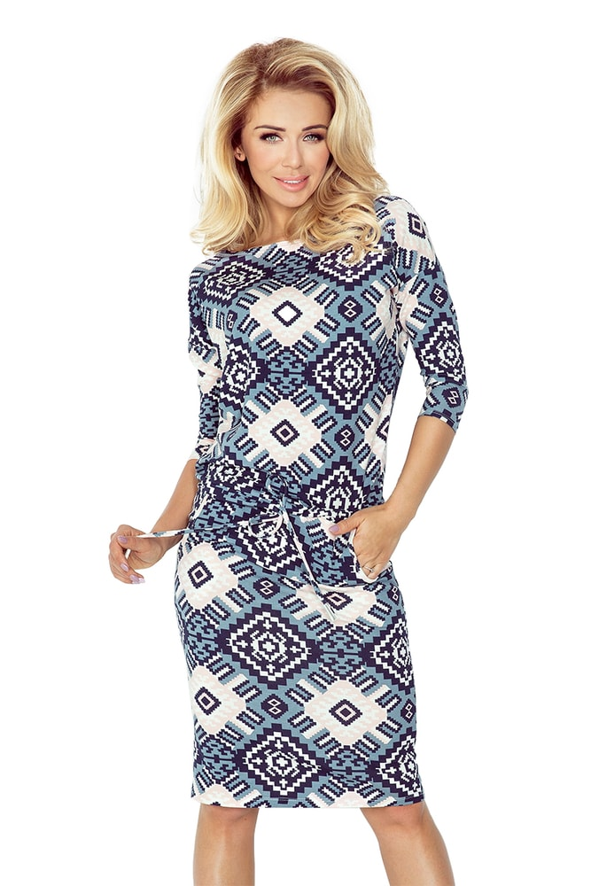 Dámske šaty Numoco nm-sat13-59