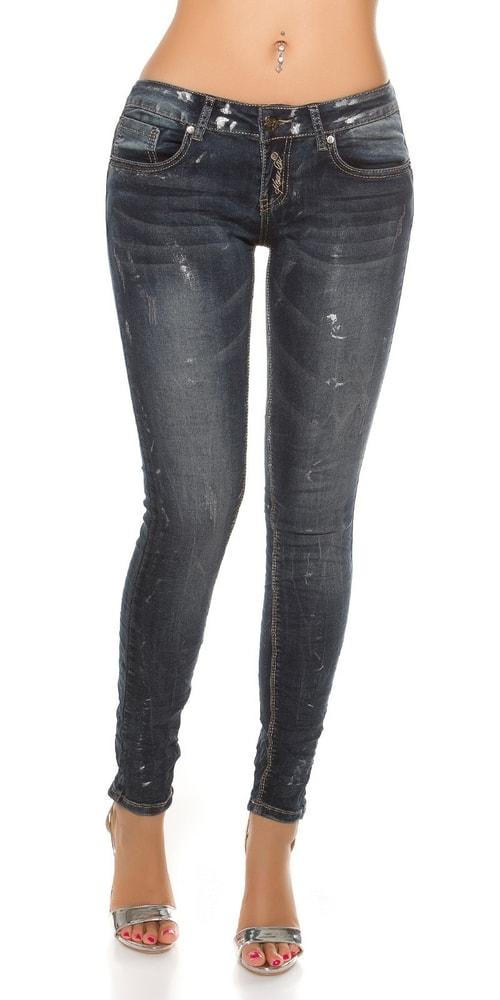 Dámske džínsy - 36 Koucla in-ri1192si