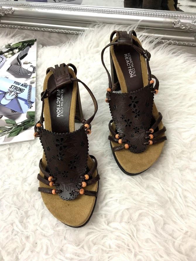 Letní sandálky - 35,5 mar61