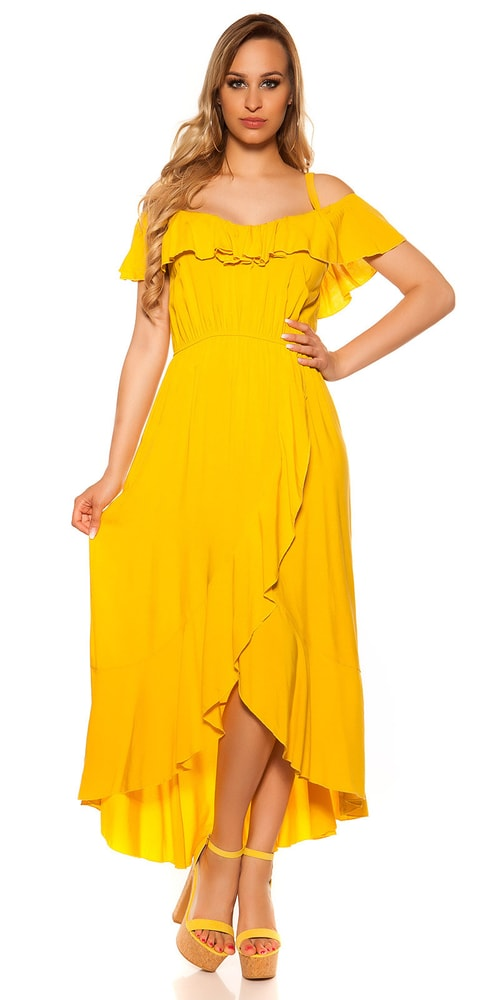 Letní dámské šaty Koucla in-sat2047se