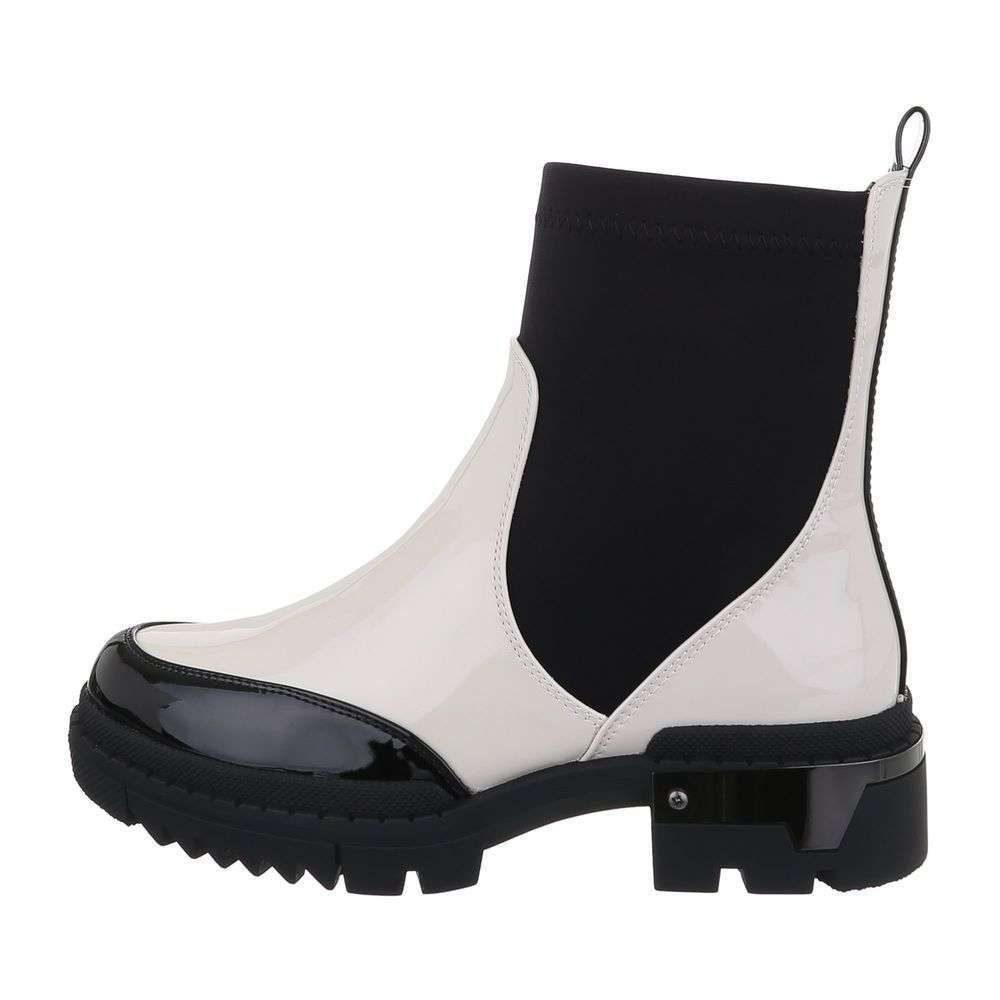 Dámske členkové topánky - 39 EU shd-okk1328bl