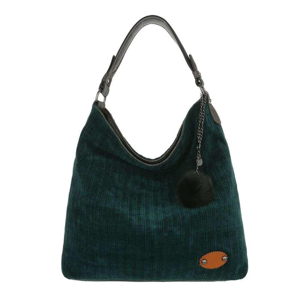 Zelená kabelka přes rameno sh-ta1093ze