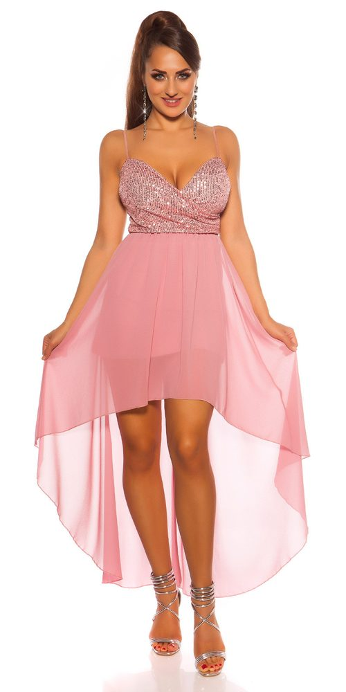 Plesové dámské šaty - S/M Koucla in-sat2125spi