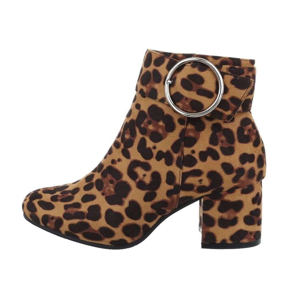 Elegantné dámske topánky - 38 EU shd-okk1379le