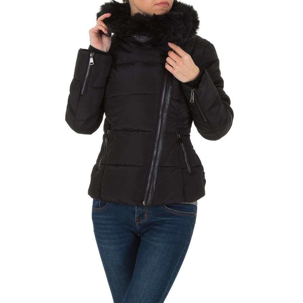 Dámska zimná bunda - M/38 EU shd-bu1006bl