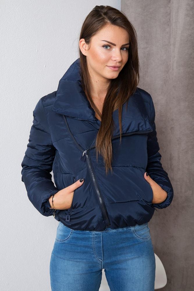 Krátka zimná dámska bunda Kesi ks-bu1605mo