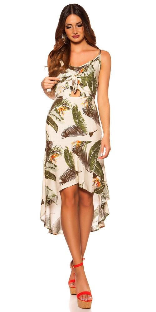 Letní šaty Koucla in-sat2057wh