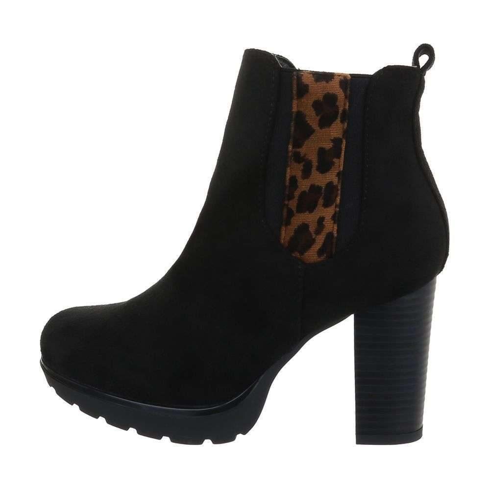 Kotníková dámská obuv - 36 EU shd-okk1333bl