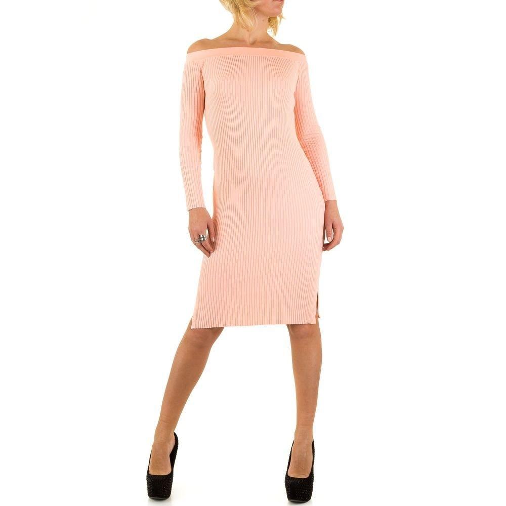 Dámské šaty z úpletu EU shd-sat1057spi