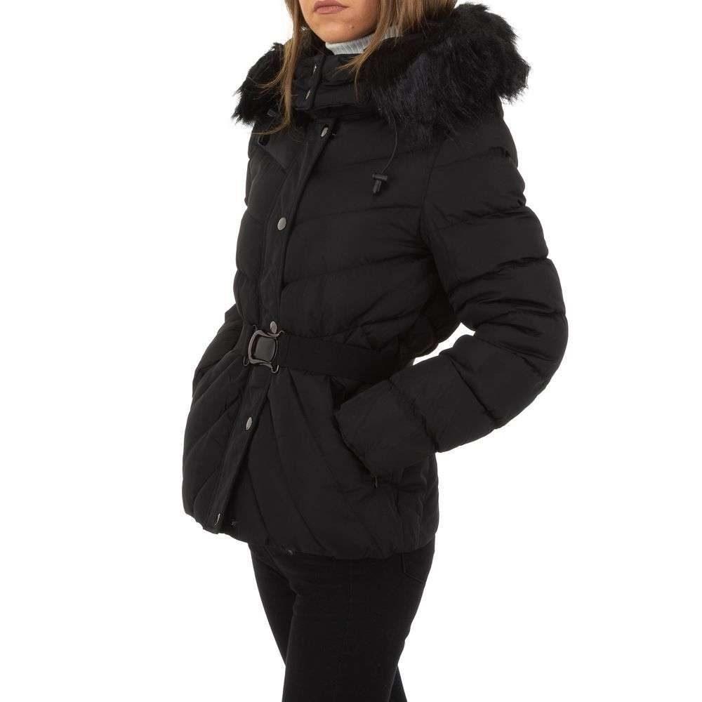 Dámska zimná bunda - M/38 EU shd-bu1159bl