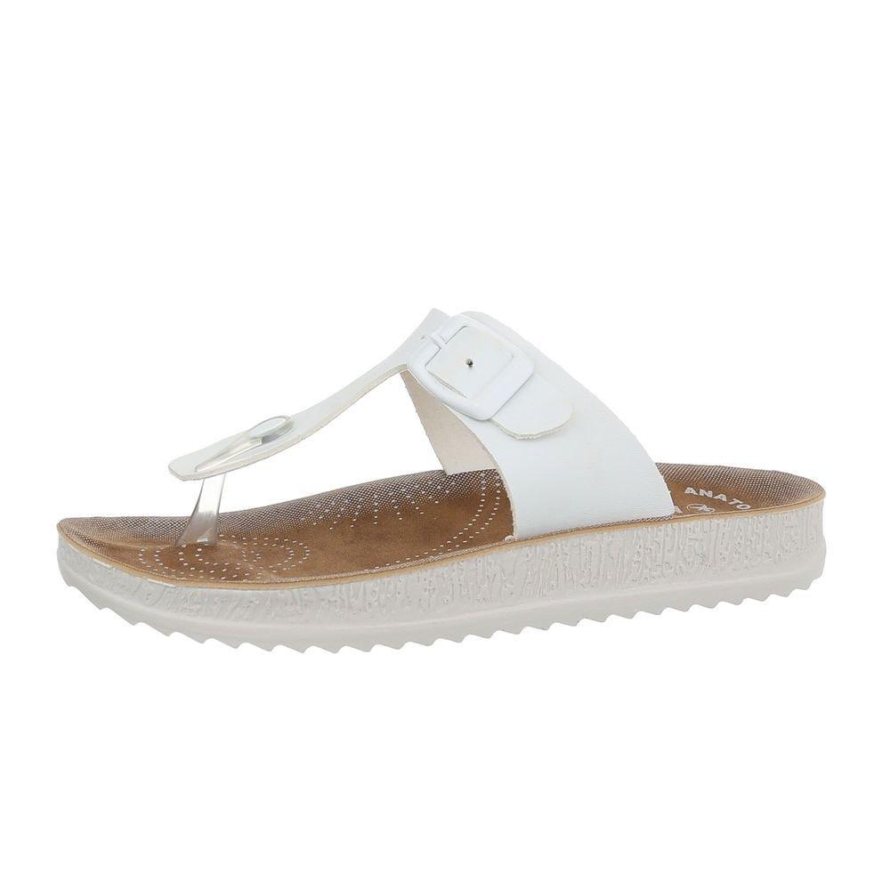 Dámske sandále - 40 EU shd-osa1261wh