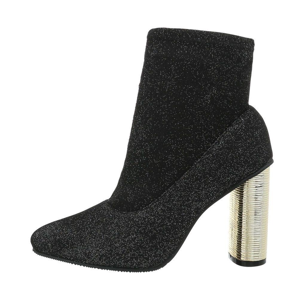 Kotníková obuv na podpatku - 41 EU shd-okk1092gr