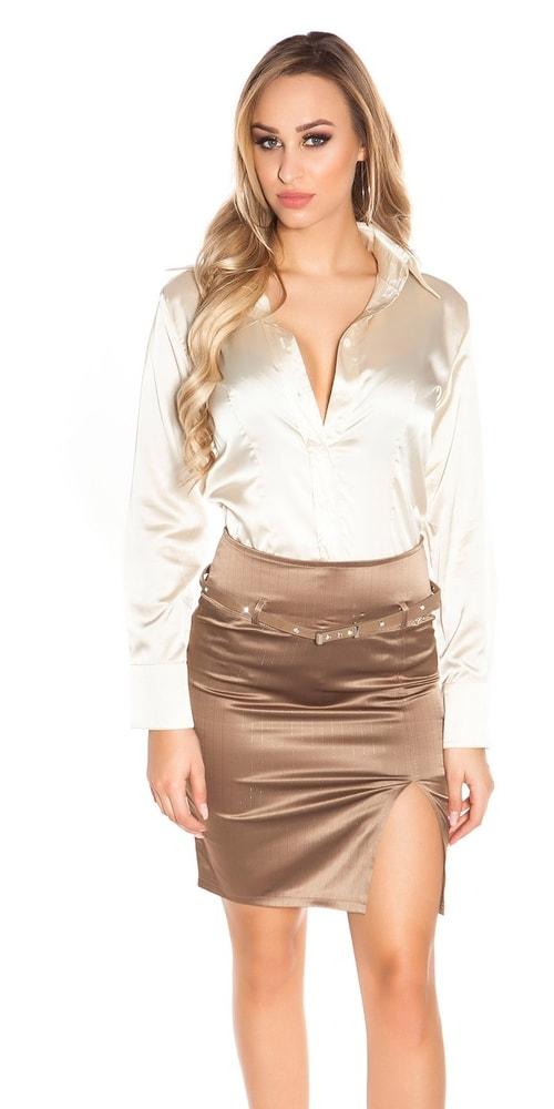 Elegantná dámska sukňa - 40 Koucla in-su1065ca