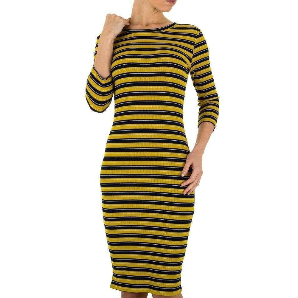 Dámske pruhované šaty - M EU shd-sat1038ge