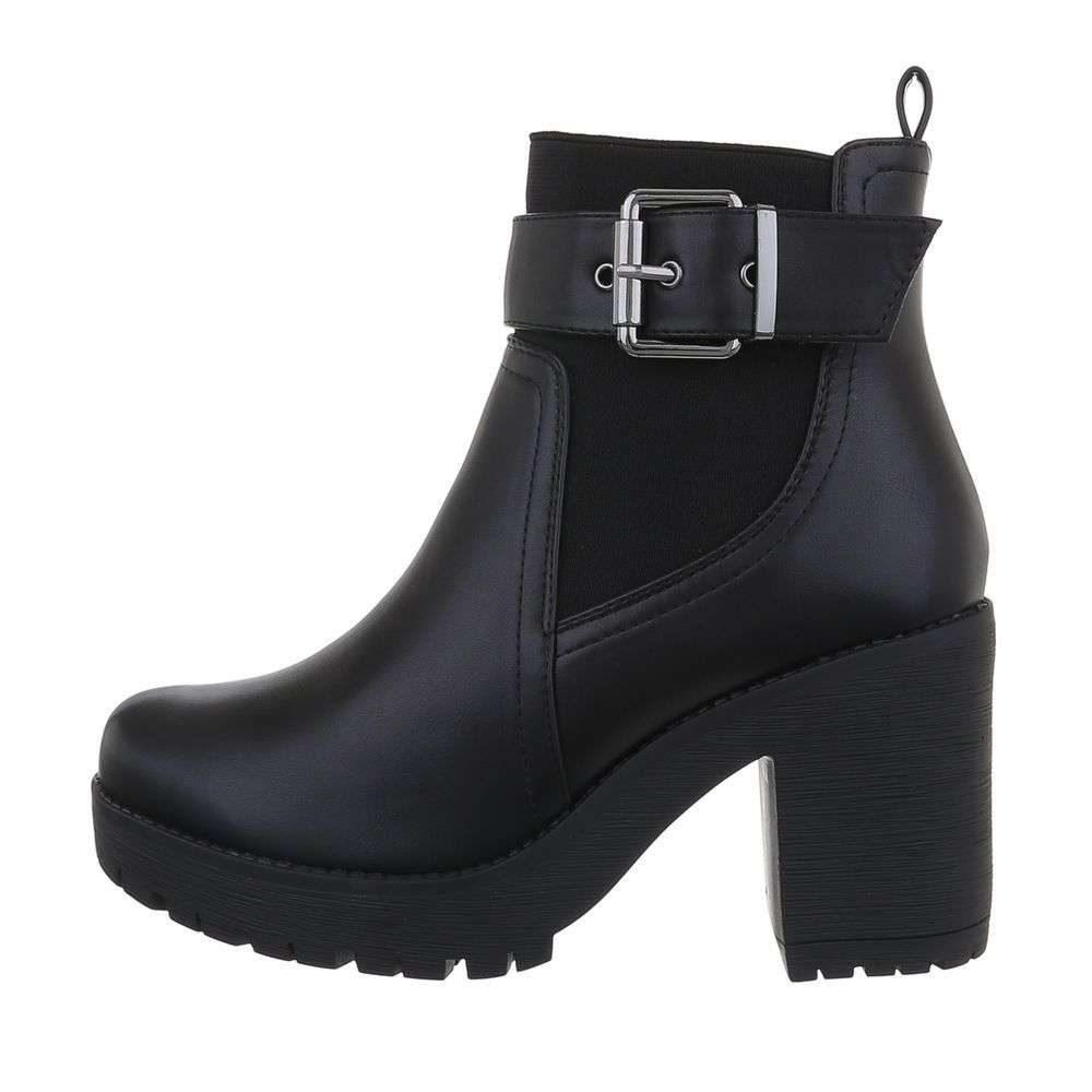 Dámská kotníková obuv - 39 EU shd-okk1254bl