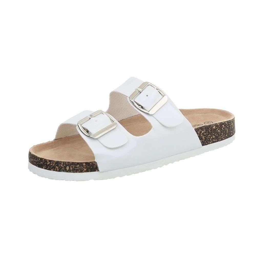Dámske papuče EU shd-opa1013wh