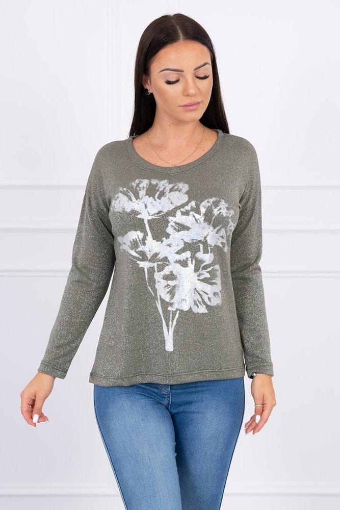 Dámske tričká s potlačou Kesi ks-tr60213kh