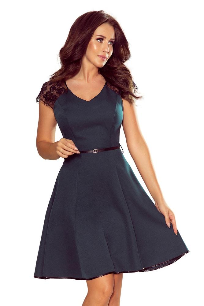 Elegantní dámské šaty Numoco nm-sat254-1