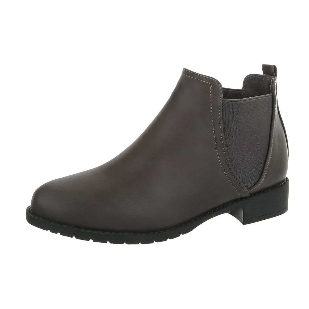 Členková dámska obuv - 39 EU shd-okk1043gr