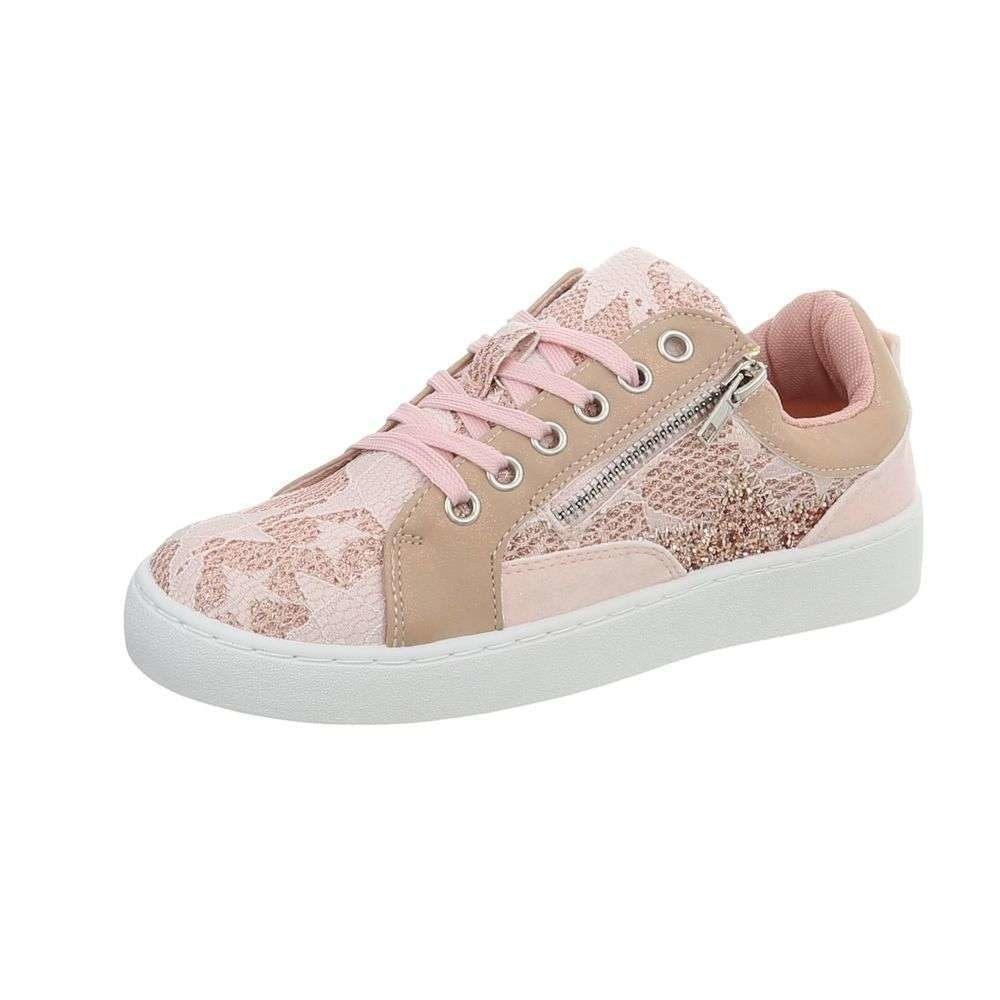 Růžové dámské tenisky - 39 EU shd-osn1065pi