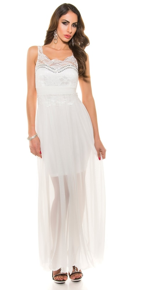Spoločenské šaty - L Koucla in-sat1458wh