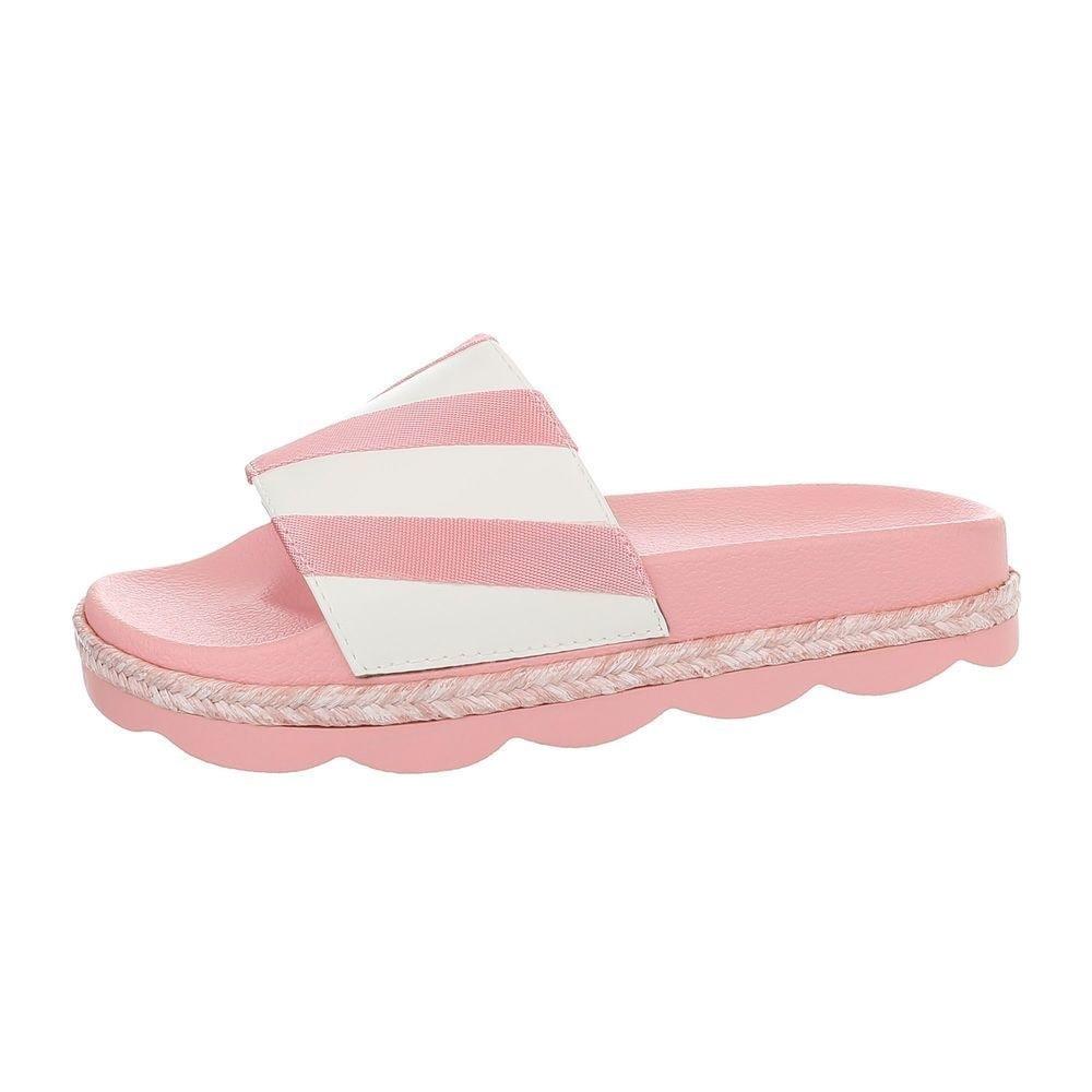 Dámske papuče ružové EU shd-opa1075pi
