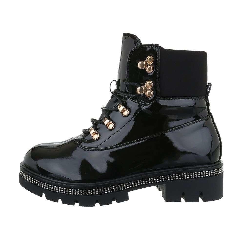 Členkové dámske topánky - 38 EU shd-okk1161bl