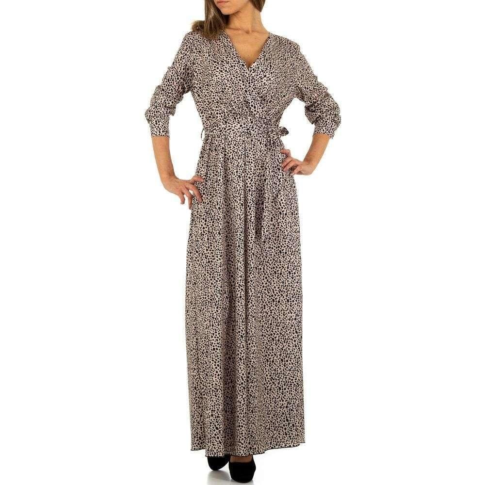 Dámské dlouhé šaty - S/36 EU shd-sat1084bro