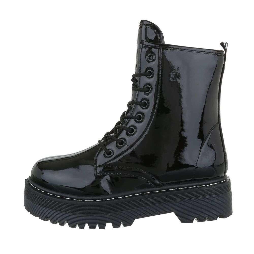 Kotníková dámská obuv EU shd-okk1194bl