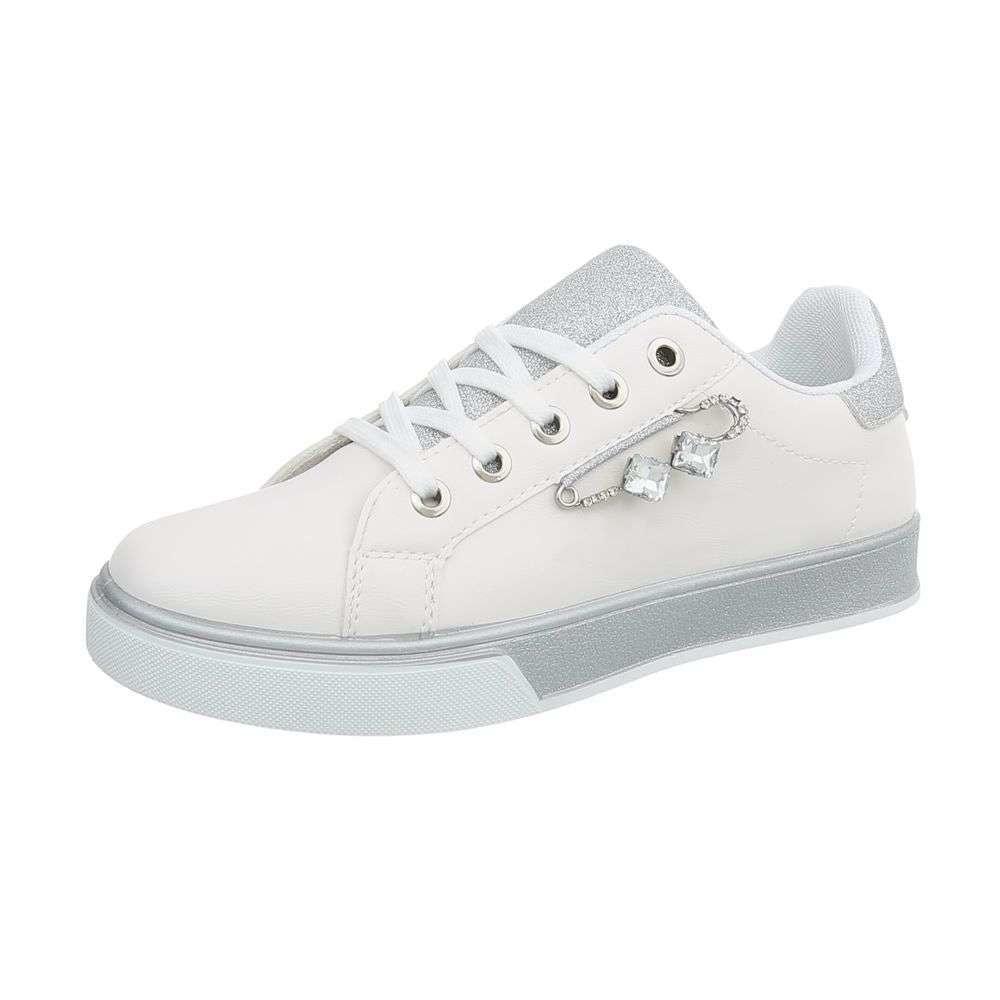 Biele tenisky - 39 EU shd-osn1128ws
