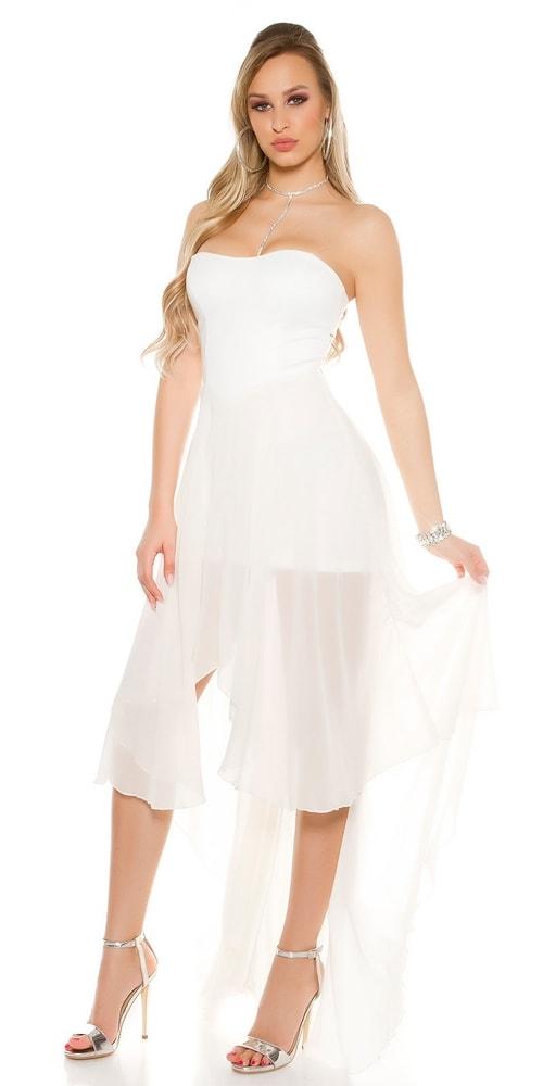 Spoločenské dámske šaty Koucla in-sat1563wh