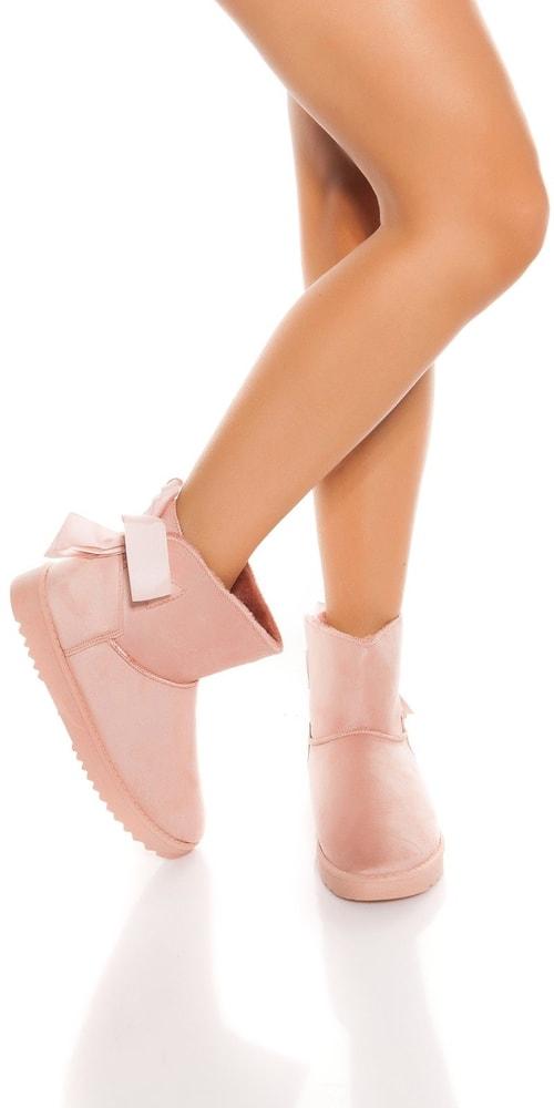 Členkové zimné topánky - 40 Koucla in-ob1033spi