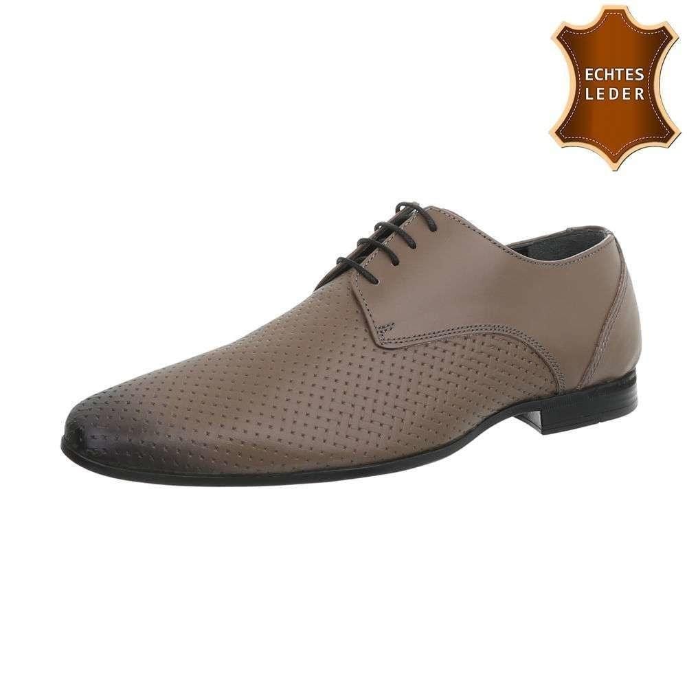 Pánske spoločenské topánky shp-osp1054gr