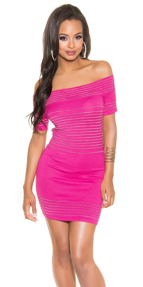 Dámske mini šaty Carmen Koucla in-sat1265pi
