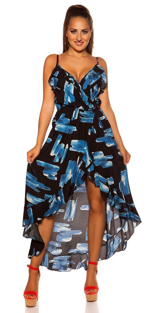 Letní šaty - M/L Koucla in-sat2058bl