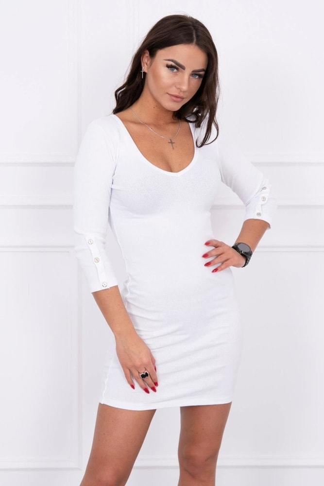 Dámské mini šaty - S/M Kesi ks-sa5244wh
