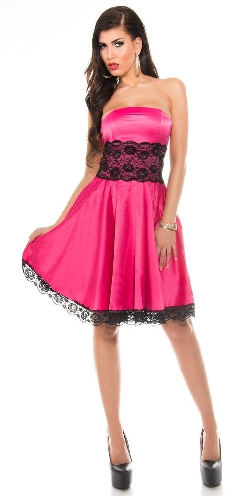 Dámske spoločenské šaty Koucla in-sat1390pi