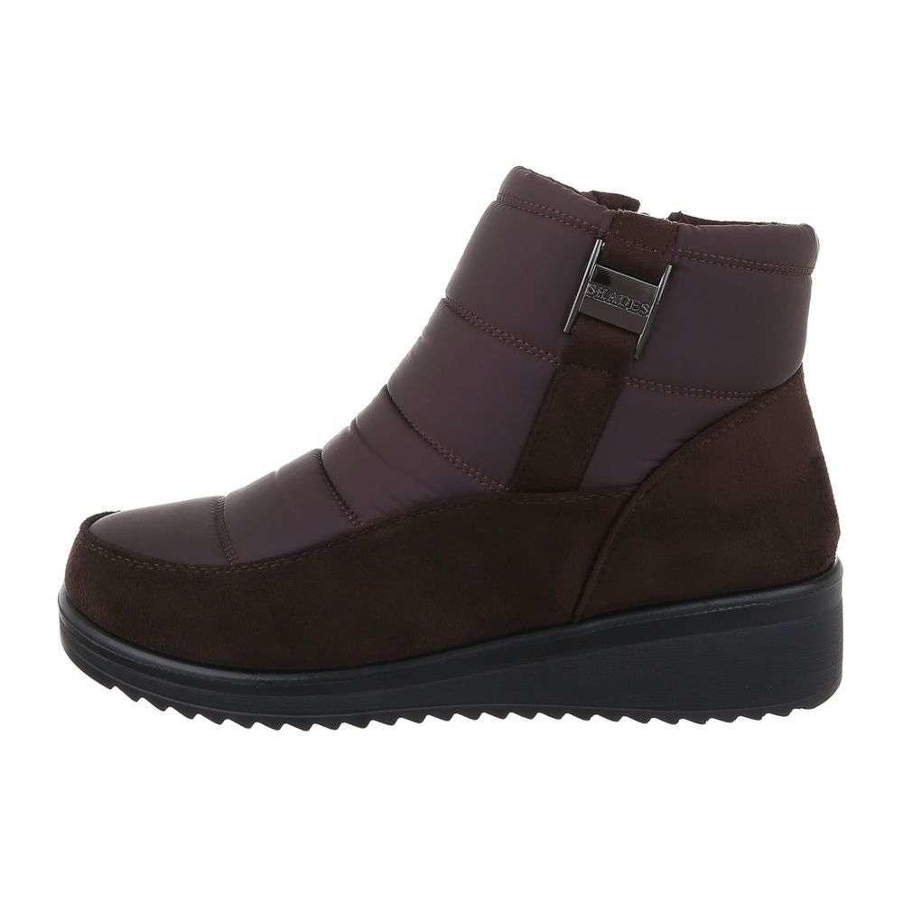 Dámská zimní obuv EU shd-okk1262hn