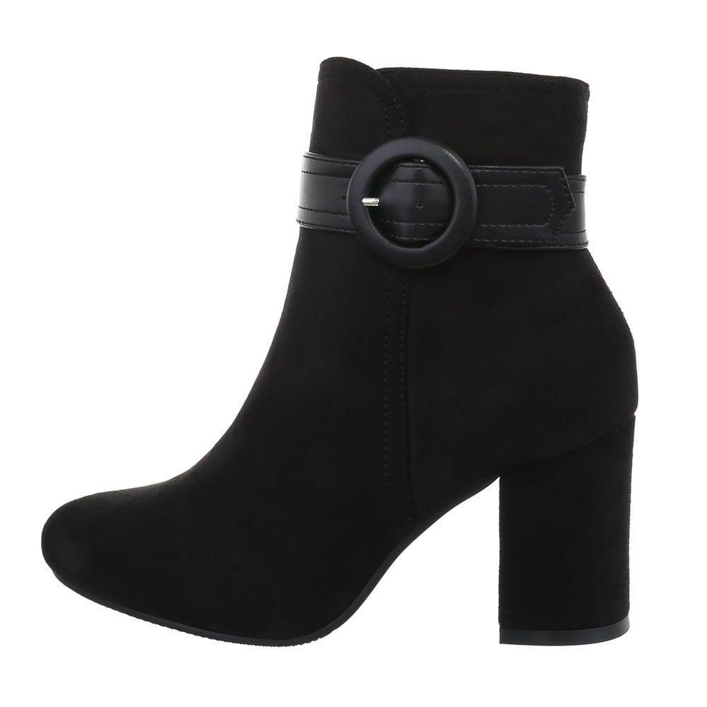 Členkové dámske topánky - 38 EU shd-okk1399bl